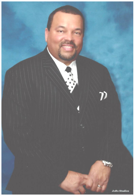 Reverend Anthony Burrell - 12th Pastor